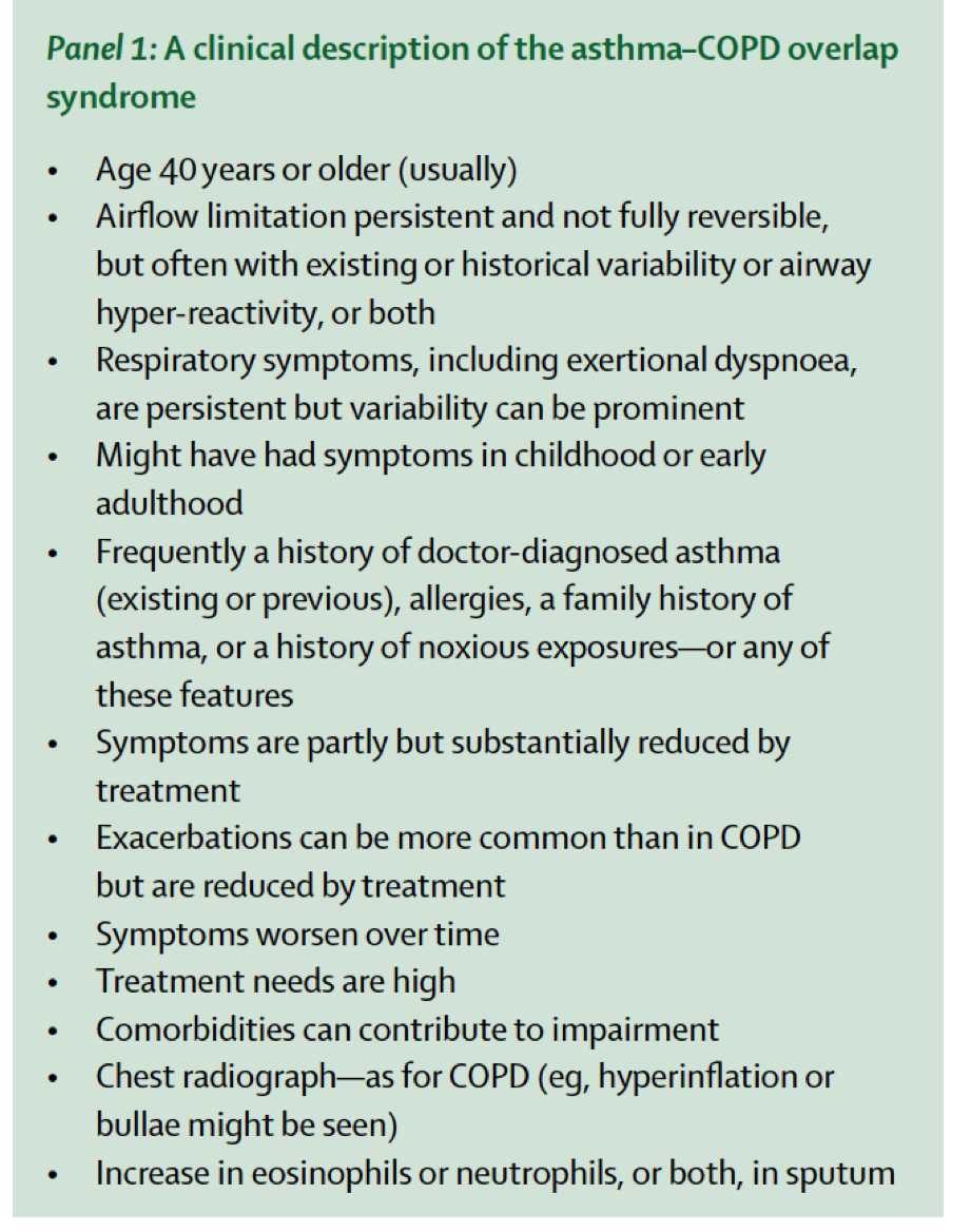 the clinical description of asthma Clinical care guidelines: asthma description this asthma guideline and the accompanying patient education and other materials can assist physicians in providing.